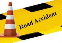 Four people killed in a collision between two cars in Anantapur