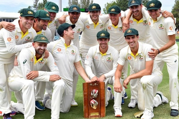 Australia win series by defeating Sri Lanka by 366 runs in second test
