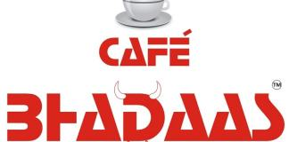 Bhadas cafe made in the honor of Modern Indore