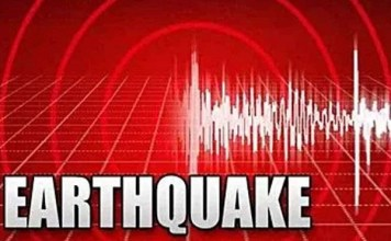 Earthquake tremors in Delhi and surrounding areas