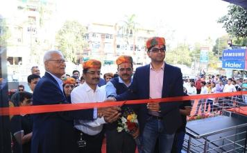 classic legends Jawa Motorcycles Dealership Launch in Indore