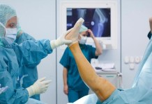 30% increase in knee and hip operations in the country