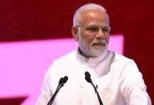 pm Modi given Soul shanti Award, award money to Namami Gange