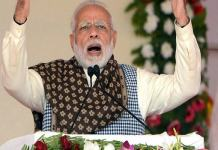 pm modi attack congress on Farmers' debt waiver in tonk