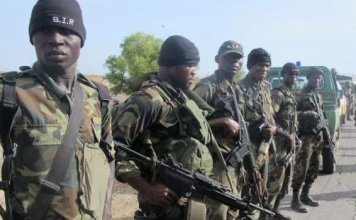 troops rescues 80 hostages in Nigeria