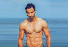 Model Karan Oberoi Tips for Fitness
