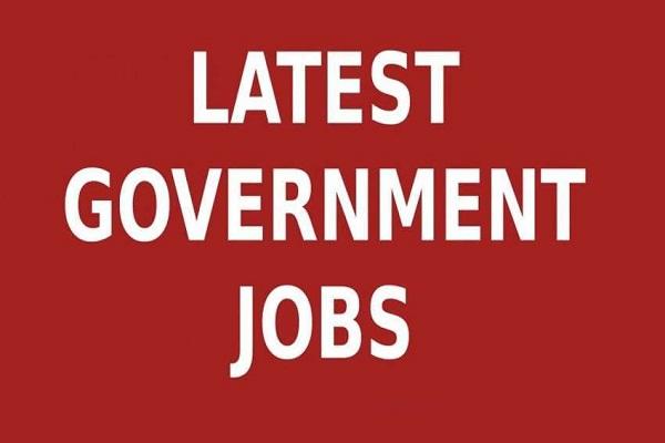 12th pass govt jobs apply soon