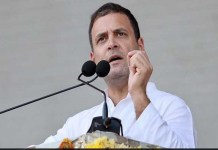 Rahul Gandhi says fight between two ideologies in country in Suratgarh
