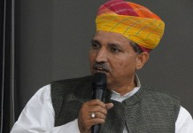 Meghwal clame Gehlot will go to BJP's account despite the Bikaner tour