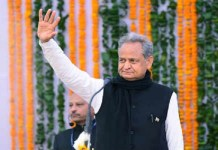 Ashok Gehlot says Congress policies, principles and development works in Churu