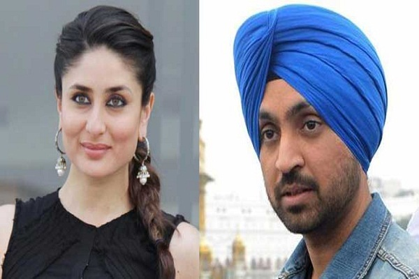 Diljeet Dosanjh New Crush Kareena Kapoor