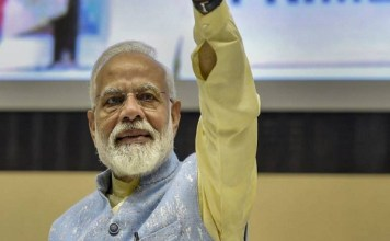 PM Modi will address 'Vijay Sankalp Rally' today