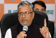 Sushil Kumar Modi calls Lalu Prasad Yadav had promised to drop govt in lieu of investigation