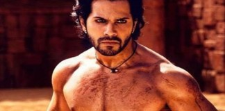 Varun Dhawan worked hard for his character in kalank