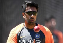 Ravichandran Ashwin will play for Nottinghamshire in County Cricket