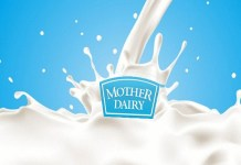Mother dairy milk costing up to two rupees per liter