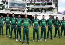 Pakistani cricketers not allowed wife and family in World Cup