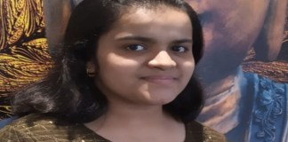 Pragati Satpathy earned third place in CBSE 10th examination in country