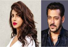 Salman Khan had asked Priyanka Chopra to leave bhart movie