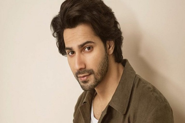 Varun Dhawan Embarrassed during shoot of Street Dancer 3D movie