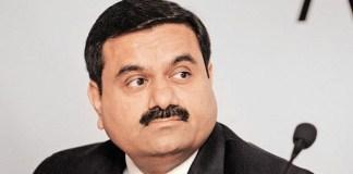 Gautam Adani, chairman of Adani group