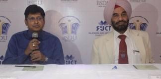 Bhartiya Skill Development University focuses on Skill Development of Bihar's Youth