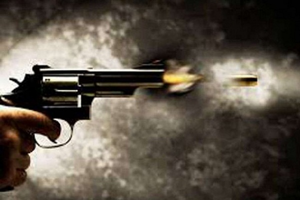 Uttar Pradesh Etawah Murder by killing indiscriminately shotgun