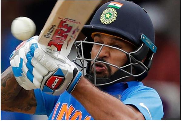 shikhar dhawan injured can ply in icc wordl or not