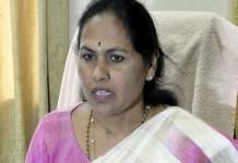 Shobha Karan Badze says Govt withdraws allotted land from Jindal group