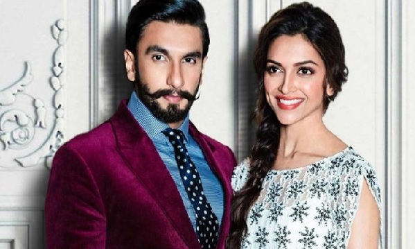 Ranveer Singh and Deepika Padukone will be the first guest of the show at Simi Greveal