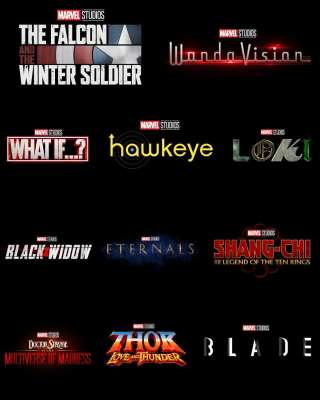 Marvel Studio phase 4 new projects