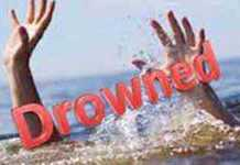 four peple drowned including couples who went to Chhattisgarh from Jaunpur