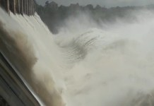 10 big dams in Madhya Pradesh are full, extra water drainage