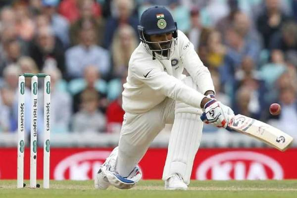 india vs west indies 1st test day 2 kl rahul became groundsman in antigua