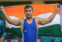Deepak Punia in final in world wrestling competition