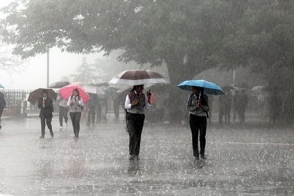 Heavy rain expected in Uttar Pradesh, Uttarakhand, Gujarat