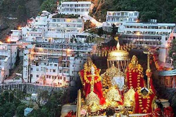 Mata Vaishno Devi Temple in Jammu and Kashmir cleanest place in the country