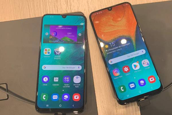 samsung galaxy a50s-and-galaxy-a30s-launched-in-india-price-and-specification