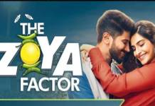 The zoya factor movie review sonam kapoor