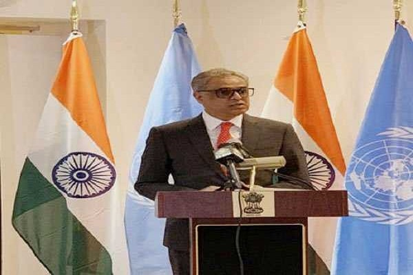 There will be no talks with Pakistani delegation Akbaruddin