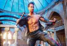 Tiger Shroff shoots long action sequence in film war