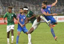 india-vs-bangladesh-football-match-draw in FIFA World Cup Qualifier
