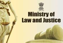 consultant ministry of law justice recruitment