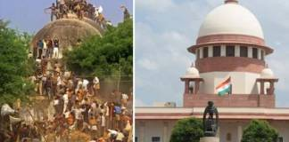 Hindu said 50-60 mosques in Ayodhya, Muslims can offer namaz anywhere