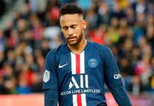 neymar jr out of Ballon d'Or race