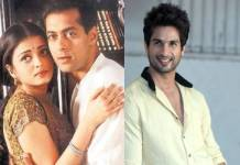 Shahid would like to recast Salman, Aishwarya and Ajay for Padmavat