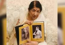 Lata Mangeshkar's health is improving