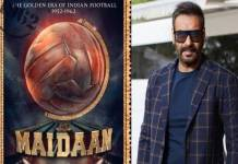 Ajay devgn Maidaan will be released on 27 November 2020