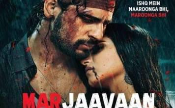 sidharth-malhotra-ritesh-deshmukh-starrer-Marjaavaan Movie Review