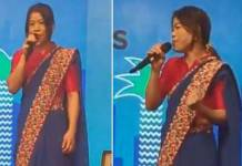 Mary Kom is also a great singer